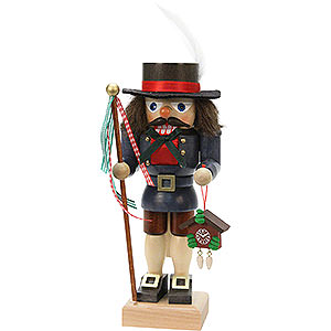 Nutcrackers Misc. Nutcrackers Nutcracker - Black Forester - 24 cm / 9 inch