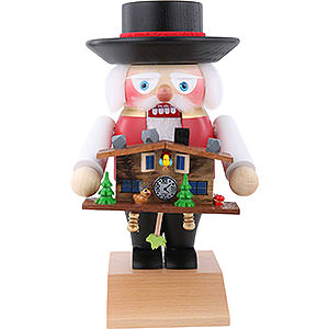 Nutcrackers Misc. Nutcrackers Nutcracker - Black Forester - 25 cm / 10 inch