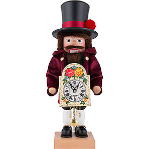 Nutcrackers Famous Persons Nutcracker Black Forester - 50 cm / 19.7 inch