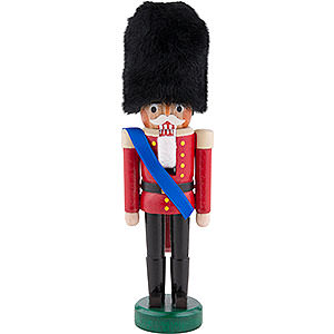 Nutcrackers Soldiers Nutcracker - British - 15 cm / 6 inch