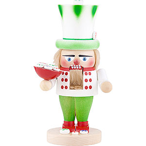 Nutcrackers Professions Nutcracker - Candymaker - 25 cm / 10 inch
