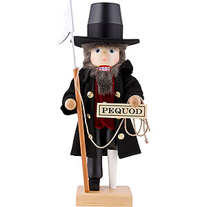 Nutcrackers Famous Persons Nutcracker - Captain Ahab - Limited Edition - 49,5 cm / 19 inch