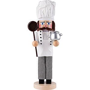 Nutcrackers Professions Nutcracker - Chef with the Pot - 46 cm / 18.1 inch