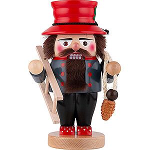 Nutcrackers Professions Nutcracker - Chimney Sweep - 25 cm / 10 inch