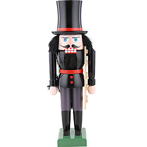 Nutcrackers Professions Nutcracker - Chimney Sweeper - 28 cm / 11 inch