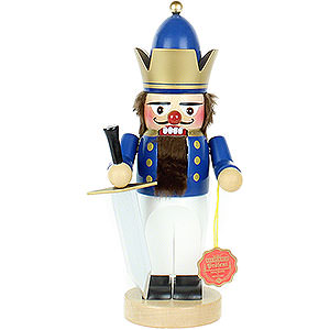 Nutcrackers Kings Nutcracker - Chubby Bavarian King - 31 cm / 12.2 inch