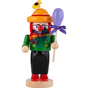 Nutcrackers Professions Nutcracker - Chubby Clown Ferdinand - 32 cm / 12.6 inch