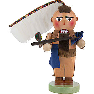 Nutcrackers Hobbies Nutcracker - Chubby Indian - 28 cm / 11 inch