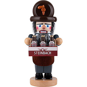 Nutcrackers Professions Nutcracker - Chubby Steinbach Beer Brewer - 30 cm / 11.8 inch