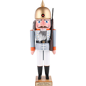 Nutcrackers All Nutcrackers Nutcracker - Cuirassier Grey Anno 1870 - 40 cm / 15.7 inch