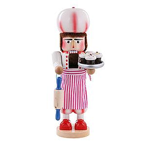 Nutcrackers Professions Nutcracker - Cup Cake Maker - 40 cm / 16 inch