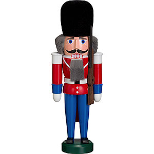 Nutcrackers Soldiers Nutcracker - Dane Red - 30 cm / 12 inch
