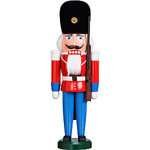 Nutcrackers Soldiers Nutcracker - Dane Red - 39 cm / 15 inch