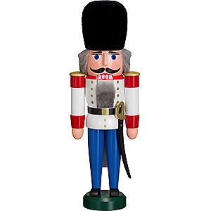 Nutcrackers Soldiers Nutcracker - Dane White - 30 cm / 12 inch