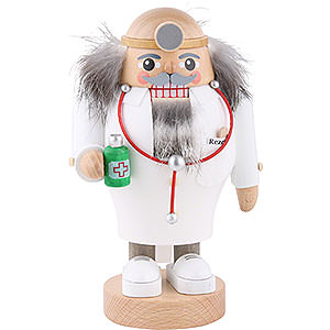 Nutcrackers Professions Nutcracker - Doctor - 16 cm / 6 inch