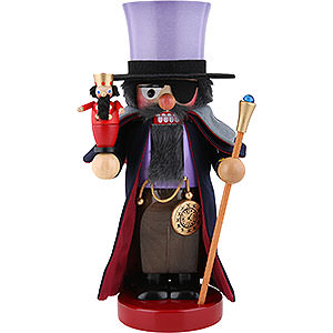 Nutcrackers Famous Persons Nutcracker - Drosselmeyer - 30 cm / 11,5 inch