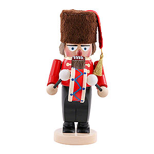 Nutcrackers Hobbies Nutcracker - Drummer - 30 cm / 11,5 inch