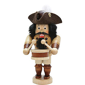 Nutcrackers Professions Nutcracker - Drummer Natural - 16,0 cm / 6.3 inch
