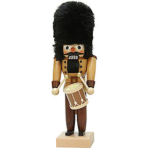 Nutcrackers Professions Nutcracker - Drummer Natural - 30 cm / 11.8 inch