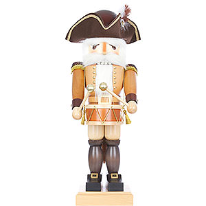 Nutcrackers Professions Nutcracker - Drummer Natural - 69,0 cm / 27.2 inch