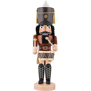 Nutcrackers Professions Nutcracker - Drummer Natural Colors - 43,0 cm / 17 inch