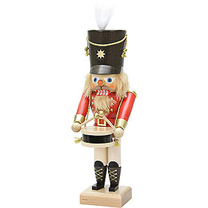 Nutcrackers Professions Nutcracker - Drummer Red - 28,5 cm / 11 inch