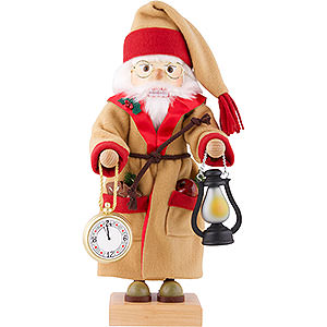 Nutcrackers Santa Claus Nutcracker - Father Time - Limited - 46 cm / 18 inch