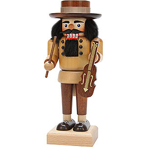 Nutcrackers Professions Nutcracker - Fiddler Natural - 22,5 cm / 8.8 inch