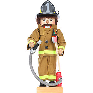 Nutcrackers Professions Nutcracker - Fire Fighter - Limited Edition - 48 cm / 19 inch