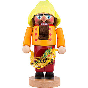 Nutcrackers Professions Nutcracker - Fisherman - 30 cm / 11,5 inch