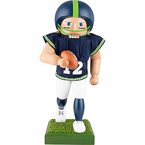 Nutcrackers Professions Nutcracker - Footballer - 41,5 cm / 16.3 inch
