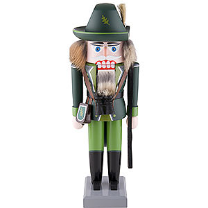 Nutcrackers Professions Nutcracker - Forest Ranger - 27 cm / 10 inch