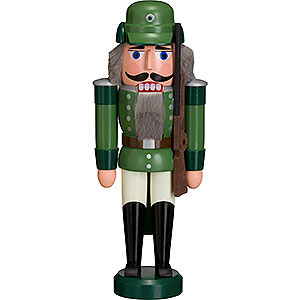 Nutcrackers Professions Nutcracker - Forest Ranger - 27 cm / 11 inch