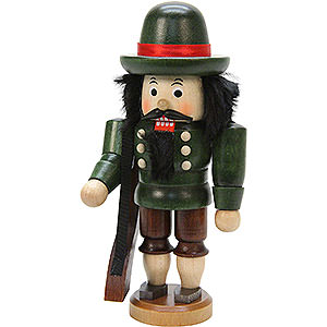 Nutcrackers Professions Nutcracker - Forest Ranger Glazed - 16,5 cm / 6 inch