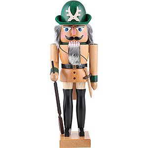 Nutcrackers Professions Nutcracker - Forest Ranger Natural - 37 cm / 14.5 inch