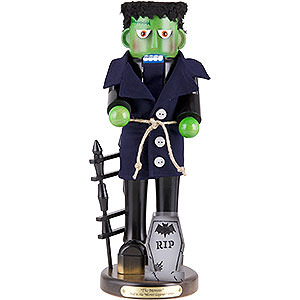 Nutcrackers Famous Persons Nutcracker - Frankenstein - Limited Edition - 42,5 cm / 16,5 inch