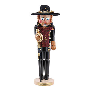 Nutcrackers Soldiers Nutcracker - General Custer - 40 cm / 16 inch