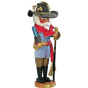 Nutcrackers Famous Persons Nutcracker - General Lee - 40 cm / 16 inch
