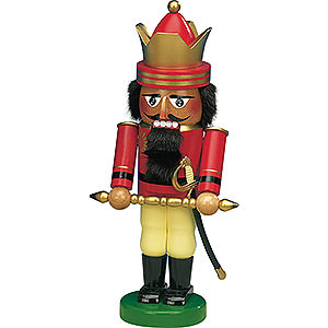 Nutcrackers Kings Nutcracker - German King - 35 cm / 14 inch