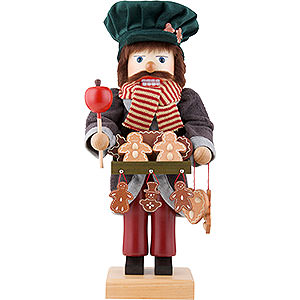 Nutcrackers Professions Nutcracker - Gingerbread Vendor - 44,5 cm / 18 inch - Limited Edition