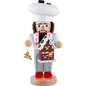 Nutcrackers Professions Nutcracker - Gingerbreadbaker - 30 cm / 11,5 inch