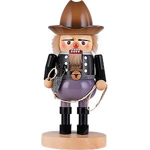 Nutcrackers Misc. Nutcrackers Nutcracker - Gnome Cowboy - 33 cm / 13 inch