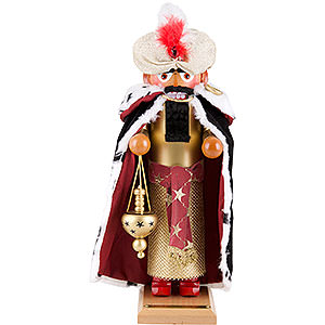 Nutcrackers Famous Persons Nutcracker - Holy King Balthasar - 45 cm / 18 inch - Limited Edition