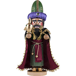 Nutcrackers Famous Persons Nutcracker - Holy King Melchior - 45 cm / 18 inch - Limited Edition