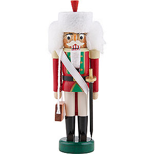 Nutcrackers Soldiers Nutcracker - Hungarian - 15 cm / 6 inch