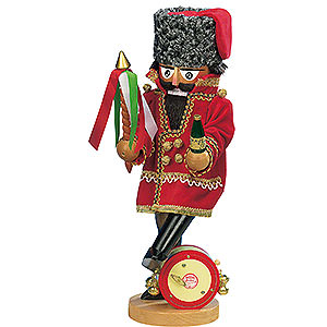 Nutcrackers Soldiers Nutcracker - Hungarian - 40 cm / 16 inch