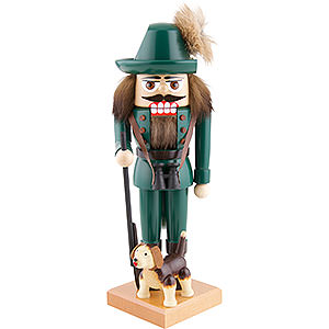 Nutcrackers Professions Nutcracker - Hunter - 25 cm / 2inch / 9.8 inch