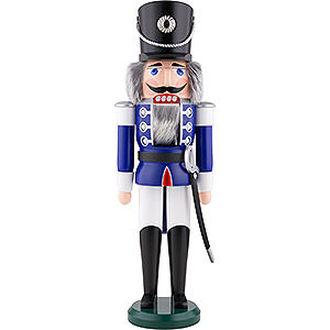 Nutcrackers Soldiers Nutcracker - Hussar Blue - 50 cm / 20 inch