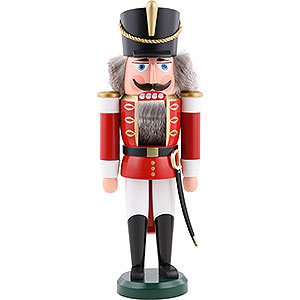 Nutcrackers Soldiers Nutcracker - Hussar Red - 37 cm / 15 inch