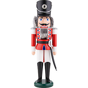 Nutcrackers Soldiers Nutcracker - Hussar Red - 50 cm / 20 inch